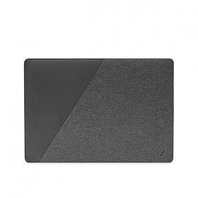 네이티브유니온 프리미엄 패브릭 슬림 노트북 파우치 슬리브 그레이 13형 노트북_STOW-MBS-GRY-FB-13