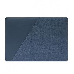 네이티브유니온 프리미엄 패브릭 슬림 노트북 파우치 슬리브 인디고블루 13형 노트북_STOW-MBS-IND-FB-13