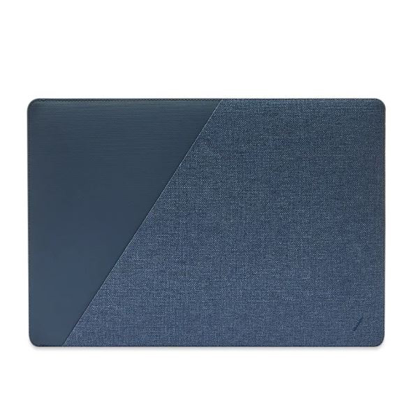네이티브유니온 프리미엄 패브릭 슬림 노트북 파우치 슬리브 인디고블루 15형 노트북_STOW-MBS-IND-FB-16