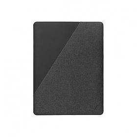네이티브유니온 프리미엄 패브릭 슬림 태블릿 파우치 슬리브 그레이 13형 태블릿_STOW-IPS-GRY-FB-13