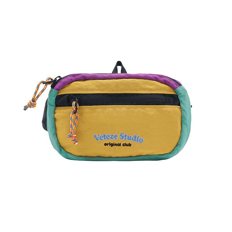 베테제 - Studio Mini Waist Bag (mustard) 스튜디오 미니 웨이스트백 (머스타드)