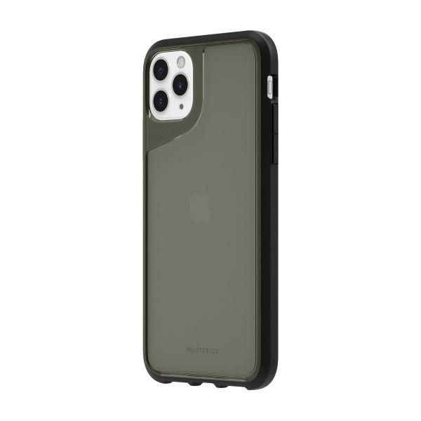 그리핀 서바이버 스트롱 미국방부 표준(MIL-STD810G)인증 3.0m 낙하충격 보호아이폰 11프로맥스 케이스 블랙