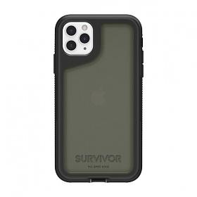 그리핀 서바이버 익스트림 미국방부 표준(MIL-STD810G)인증 4.6m 낙하충격 보호아이폰 11프로맥스 케이스 블랙