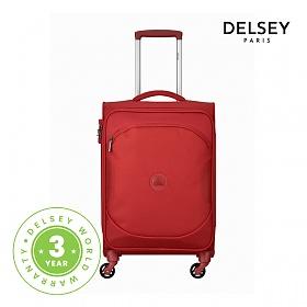 [델시]DELSEY - 유라이트 클래식 55/20형 기내용 여행용캐리어 소프트캐리어