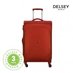 [델시]DELSEY - 유라이트 클래식 68/25형 중형 여행용캐리어 소프트캐리어