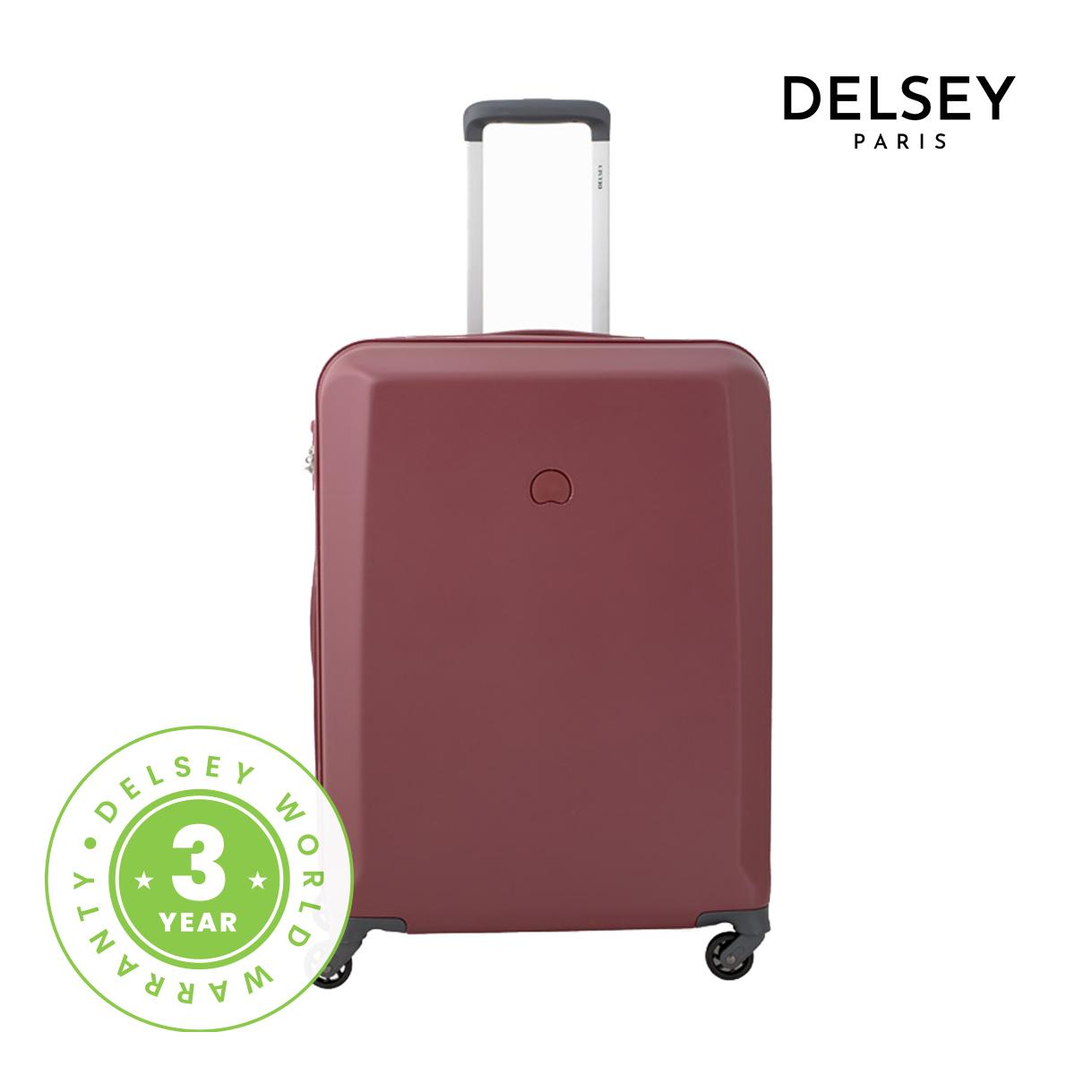 [델시]DELSEY - 필라투스 66/24형 중형 여행용캐리어 하드캐리어