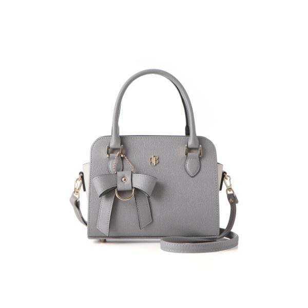 [백투베이직스]BAG TO BASICS - choux(light grey) 크로스백 숄더백 토트백 여성가방
