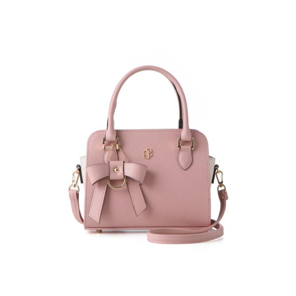 [백투베이직스]BAG TO BASICS - choux(pink) 크로스백 숄더백 토트백 여성가방