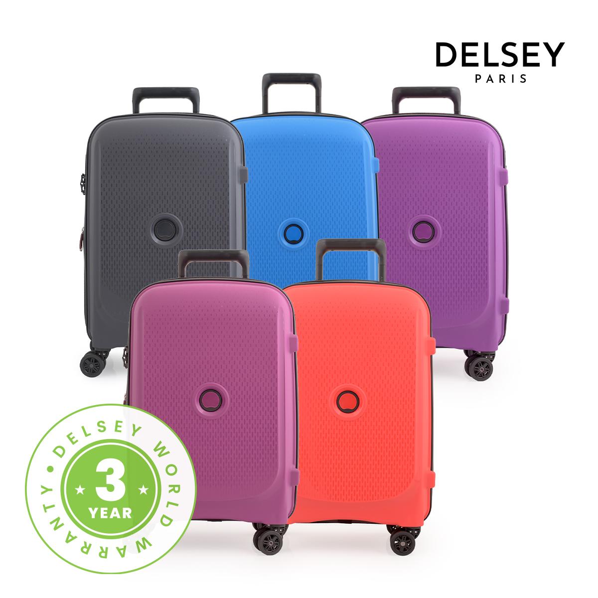 [델시]DELSEY - 벨몽트 플러스 61/22형 중형 여행용캐리어 하드캐리어