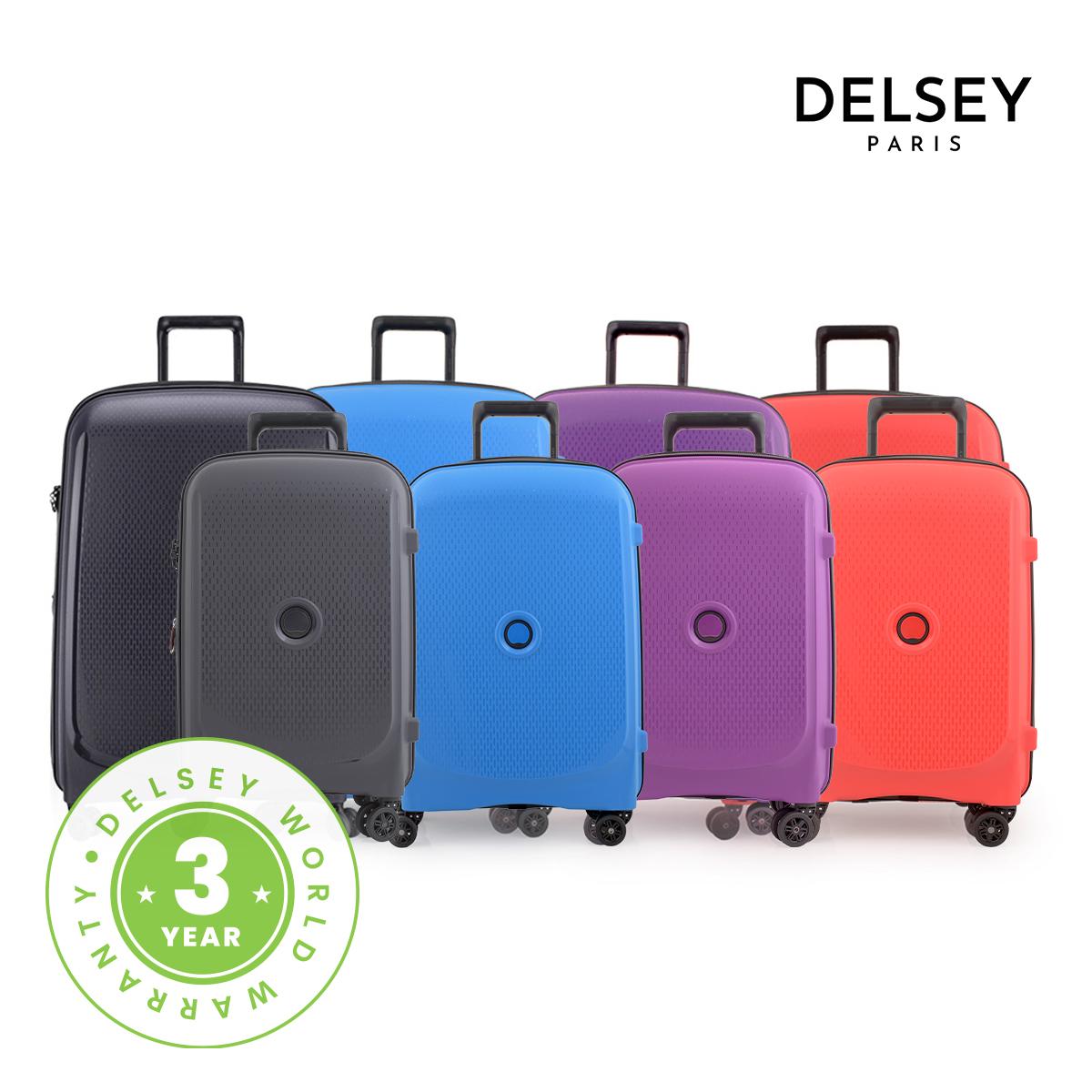 [델시]DELSEY - 벨몽트 플러스 55+71/20+26 2종세트 여행용캐리어 하드캐리어 하드