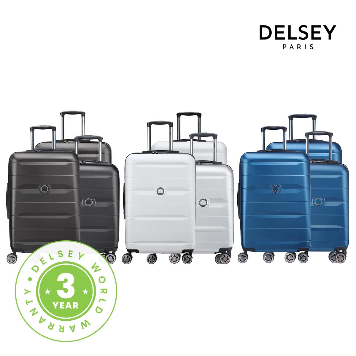 [델시]DELSEY - 꼬메트 55+67+77/3종세트 여행용캐리어 하드캐리어