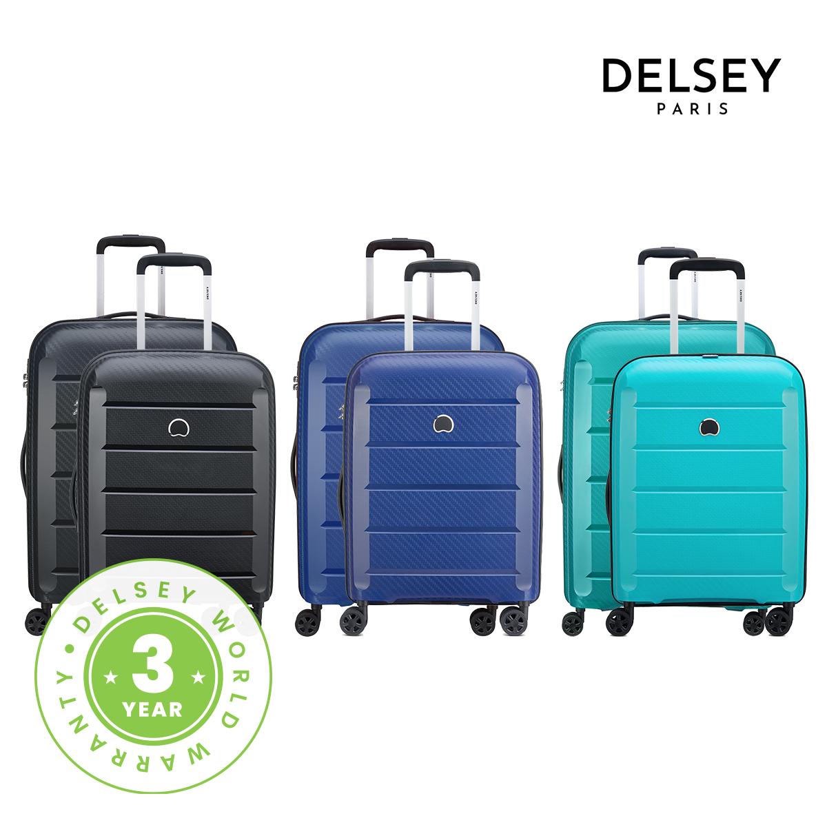 [델시]DELSEY - 비날롱 55+68/20+25 2종세트 여행용캐리어 하드캐리어