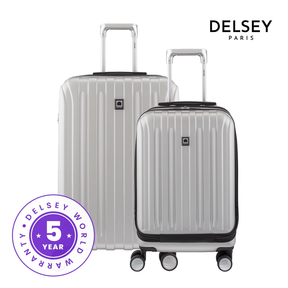 [델시]DELSEY - 바뱅 55+70/20+25 2종세트 여행용캐리어 하드캐리어