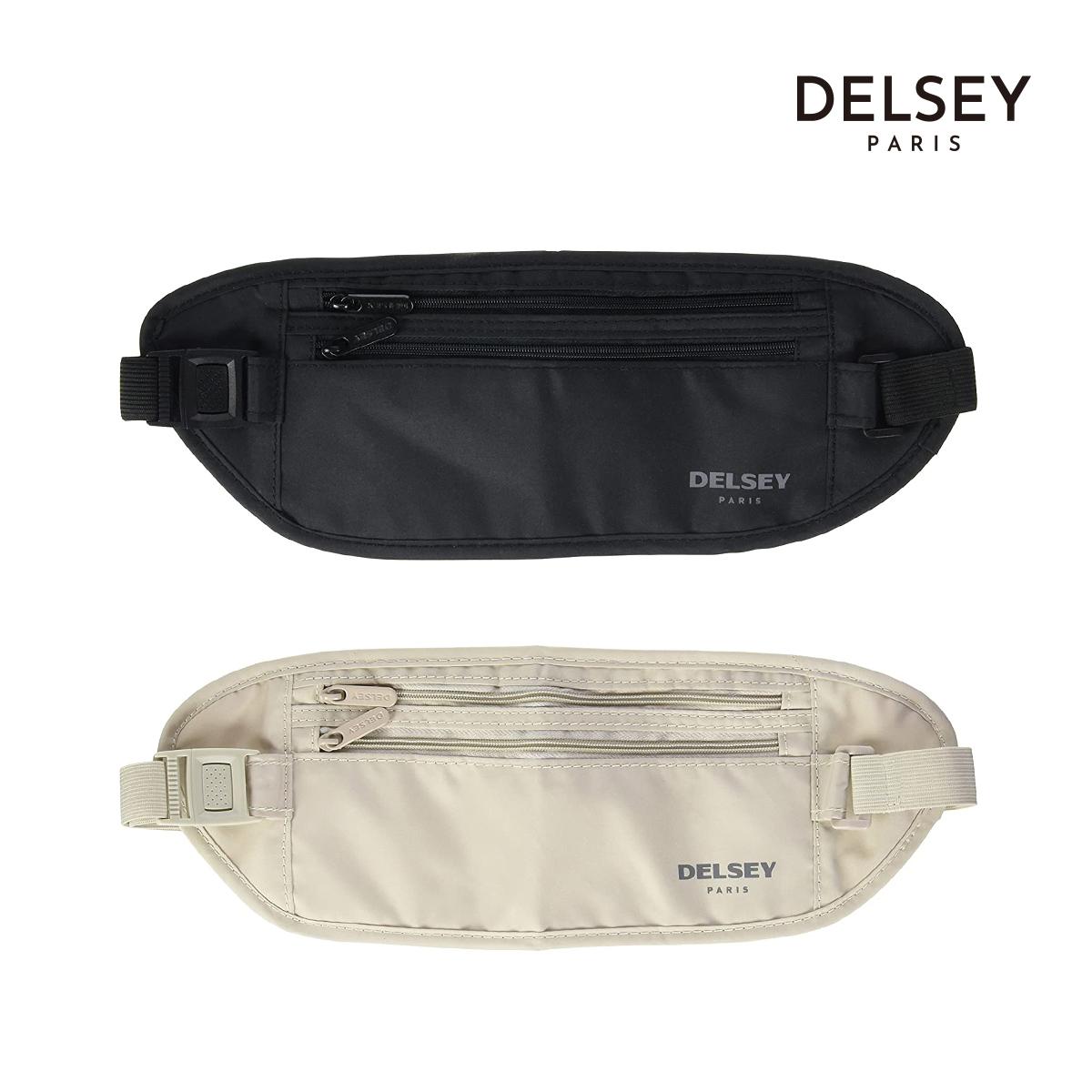[델시]DELSEY - 안전 허리전대 / 여행용악세서리