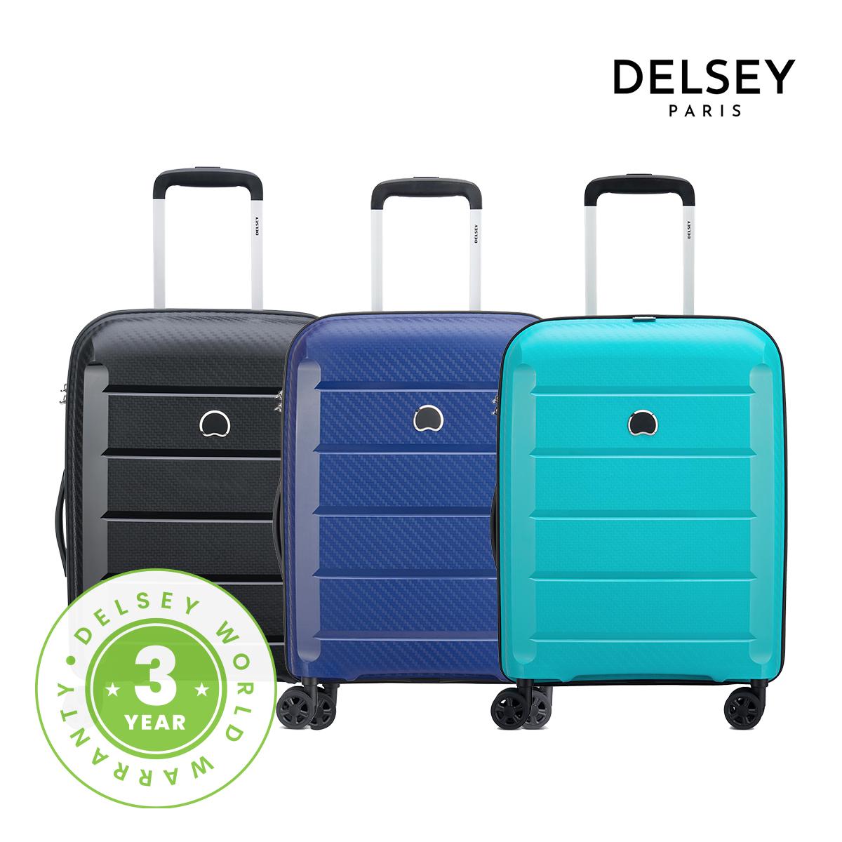 [델시]DELSEY - 비날롱 55/20형 기내용 여행용캐리어 하드