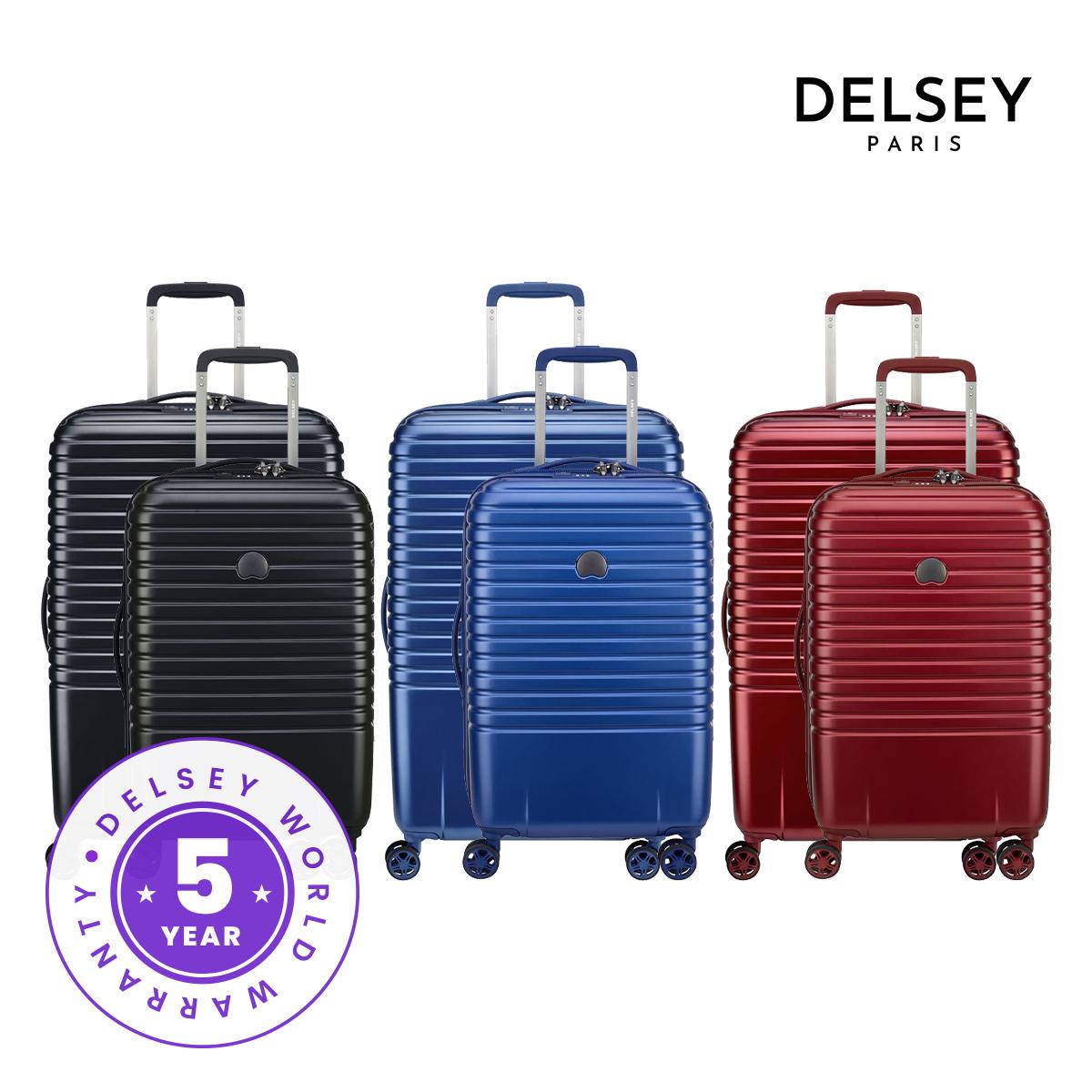 [델시]DELSEY - 꼬마르땡 플러스 55+70/20+25 2종세트 여행용캐리어 하드