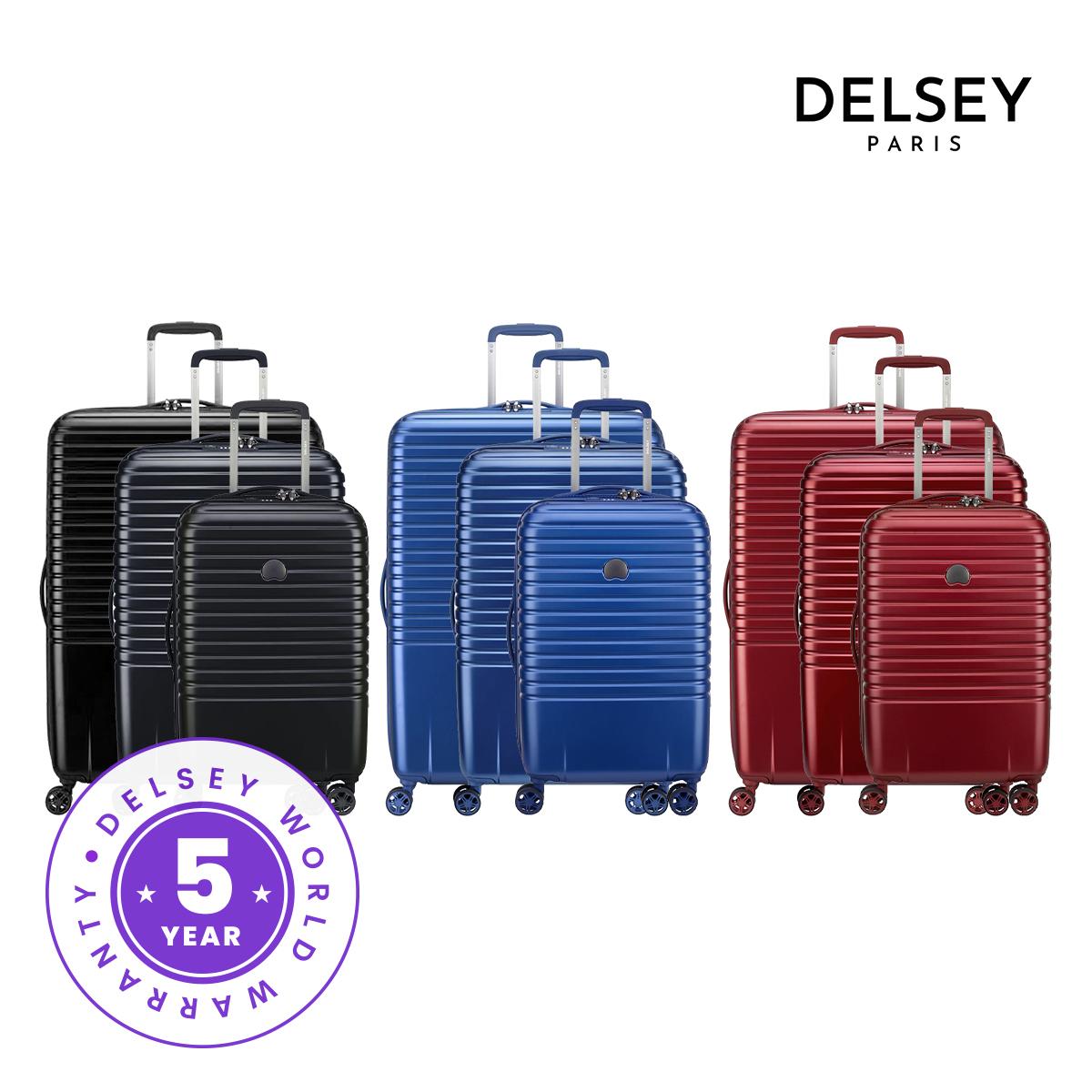 [델시]DELSEY - 꼬마르땡 플러스 55+70+76/3종세트  여행용캐리어 하드