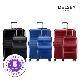 [델시]DELSEY - 꼬마르땡 플러스 55+76/20+28 2종세트 여행용캐리어 하드