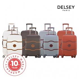 [델시]DELSEY - 샤틀렛 에어 55+67/20+24 2종세트 여행용캐리어 프리미엄 하드