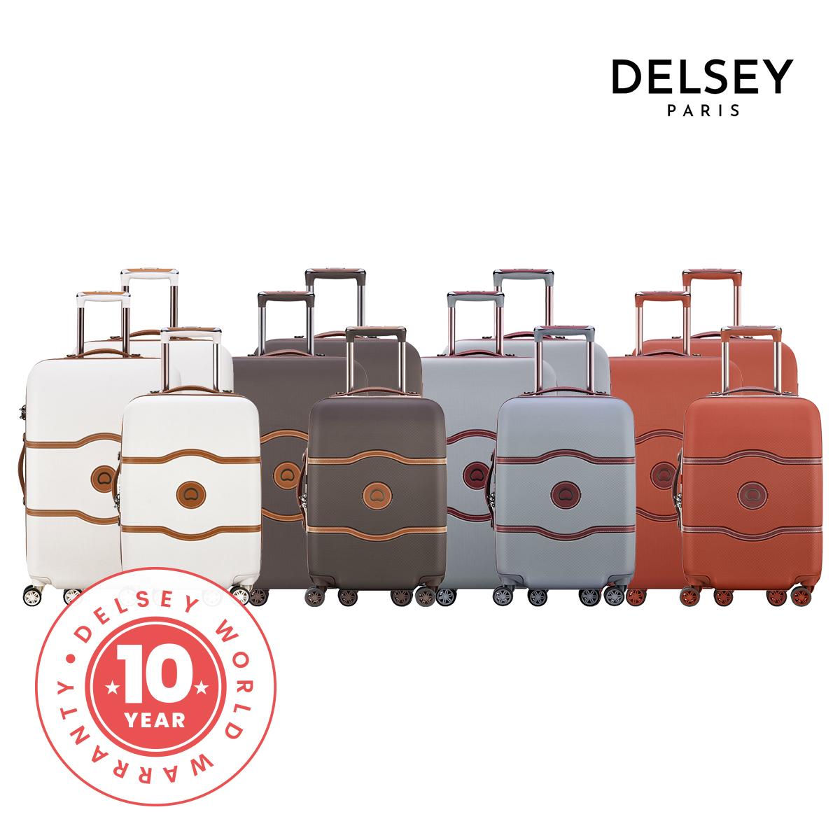 [델시]DELSEY - 샤틀렛 에어 55+67+77/3종세트 여행용캐리어 프리미엄 하드