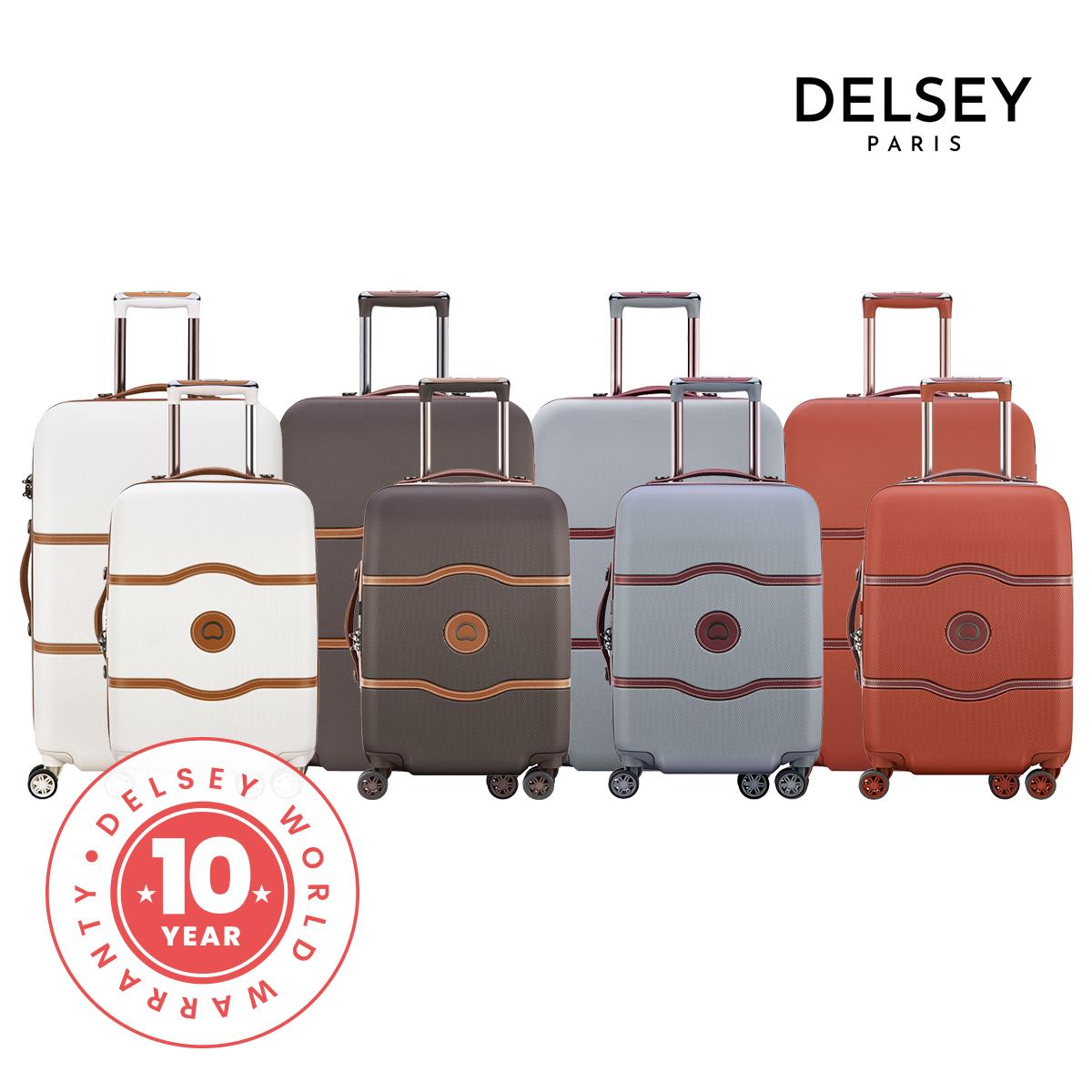 [델시]DELSEY - 샤틀렛 에어 55+77/20+28 2종세트 여행용캐리어 프리미엄 하드