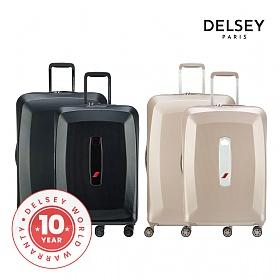 [델시]DELSEY - 에어프랑스 프리미엄 68+77/25+28 2종세트 여행용캐리어 에어프랑스 제휴 하드