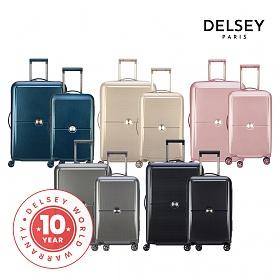 [델시]DELSEY - 투렌 55+70/20+25 2종세트 여행용캐리어 하드