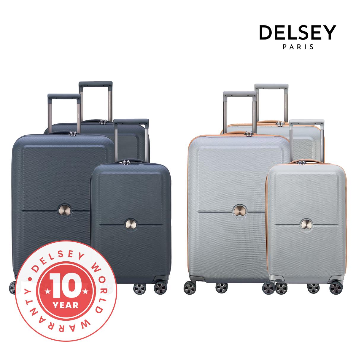 [델시]DELSEY - 투렌 프리미엄 55+70+75/3종세트 여행용캐리어 하드