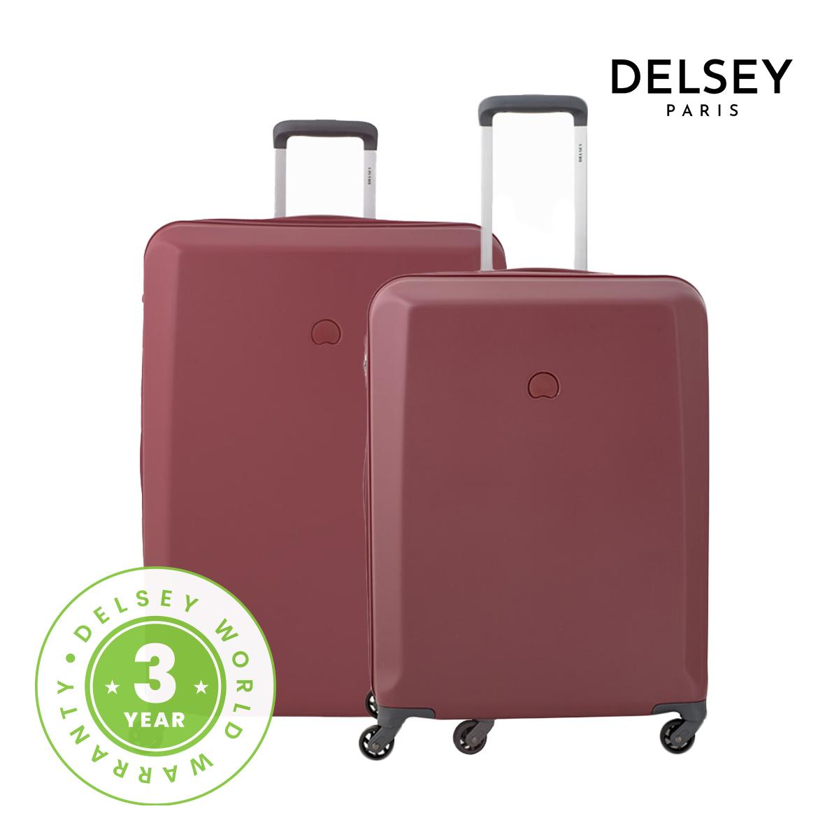 [델시]DELSEY - 필라투스 66+76/24+28 2종세트 여행용캐리어 하드