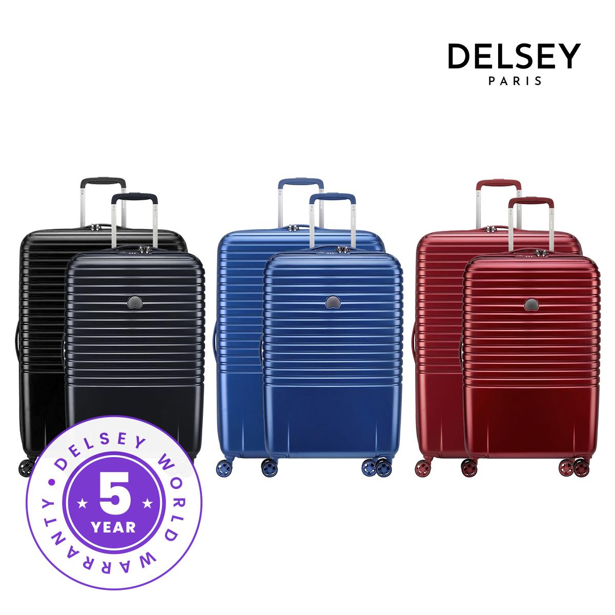 [델시]DELSEY - 꼬마르땡 플러스 70+76/25+28 2종세트 여행용캐리어 하드