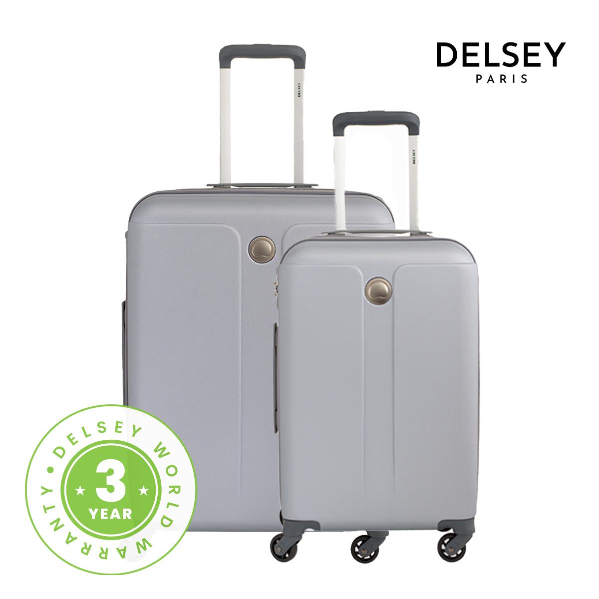 [델시]DELSEY - 피디스 55+66/20+24 2종세트 여행용캐리어 하드