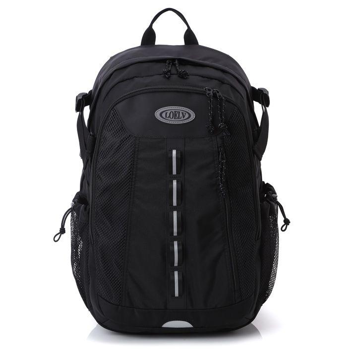 텀블러 증정 [로엘브]LOELV Utiliv Backpack 스카치 메쉬 백팩