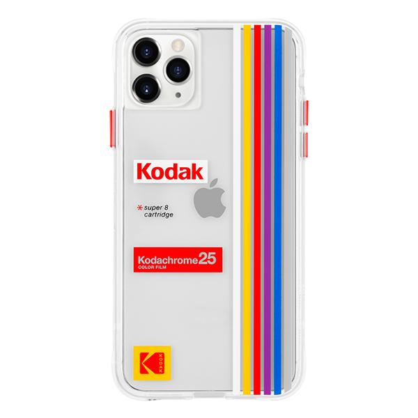 [케이스메이트]Case-Mate x Kodak - Striped Kodachrome Super 8 아이폰 11 프로 CM041312