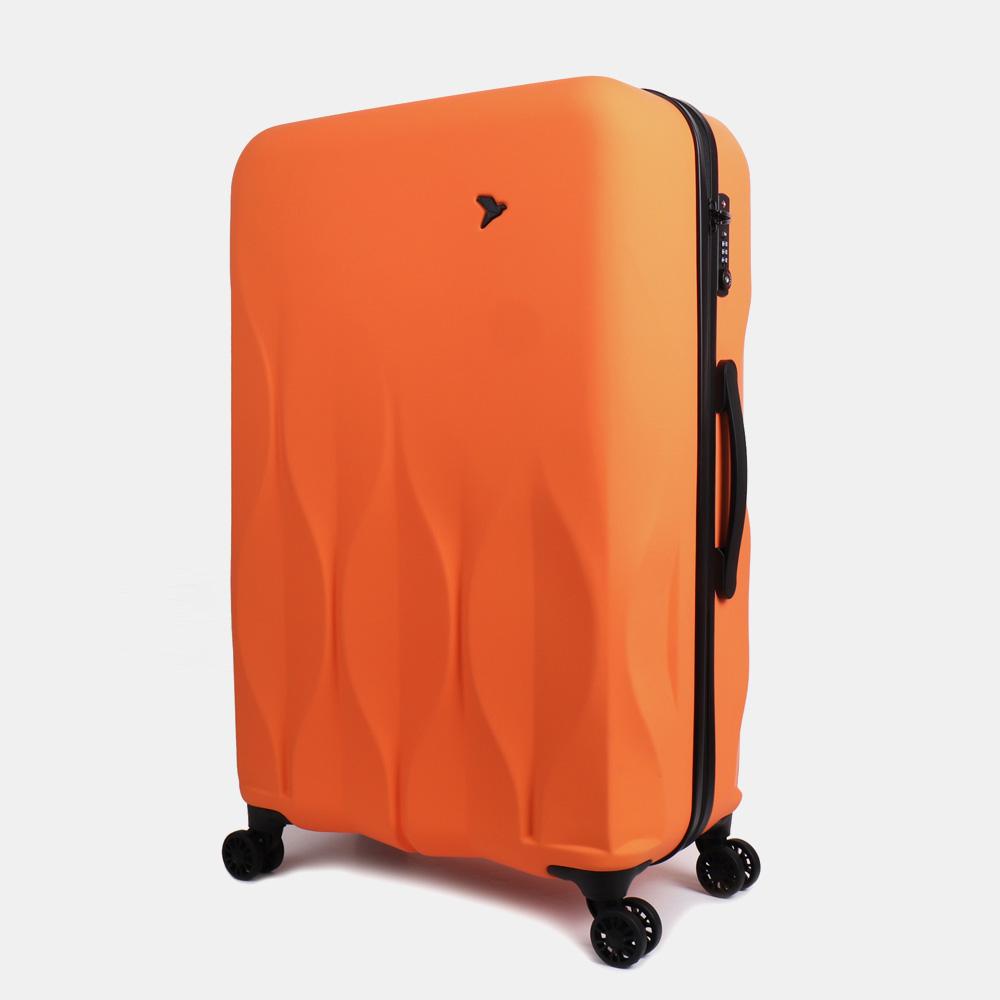[몽카바] 팩이지 갤럭시 오렌지 30인치 GA07630 하드캐리어
