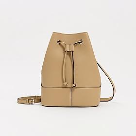 [무르]MUR - 아인백-파스텔베이지 숄더백 크로스백 버킷백 여성가방