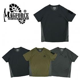 [맥포스] 패치워크 티셔츠 C0112