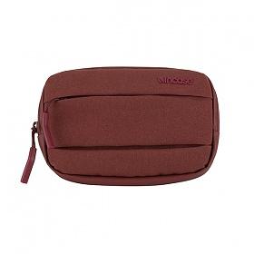 [인케이스]INCASE - City Accessory Pouch - Deep Red INCO400174-DRD