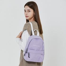 [로아드로아] ORIGINAL MINI DAY BACKPACK (LAVENDER) 백팩 데이백