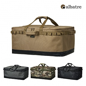ALBATRE 알바트레 캠핑 멀티 수납 가방 대형 컨테이너 68L
