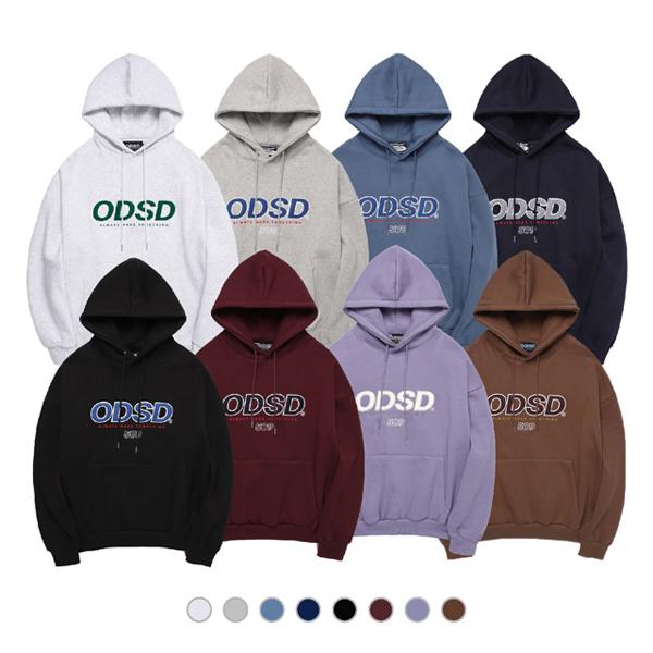 오드스튜디오 ODSD 로고 후드 티셔츠 - 7COLOR