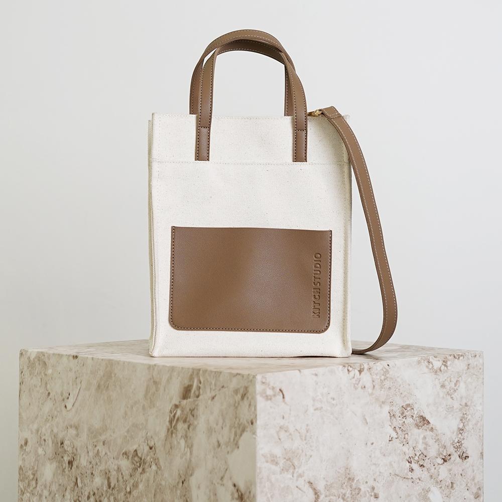 [키치스튜디오]LIBRO POCKET BAG (리브로 포켓 백) (BG20021) 여성가방