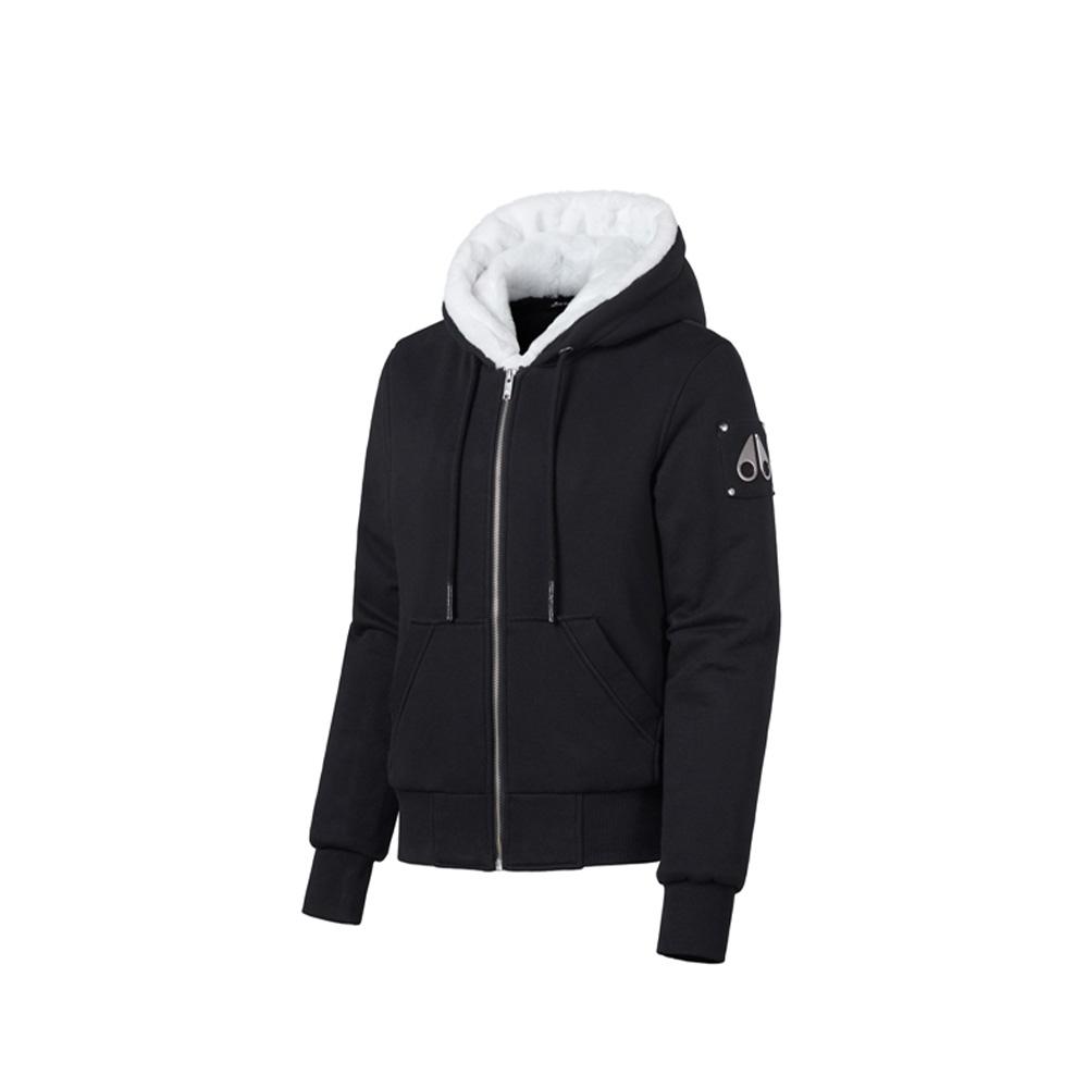 무스너클 버니 스웨터 우먼스 후디 / MK8601LS-BK