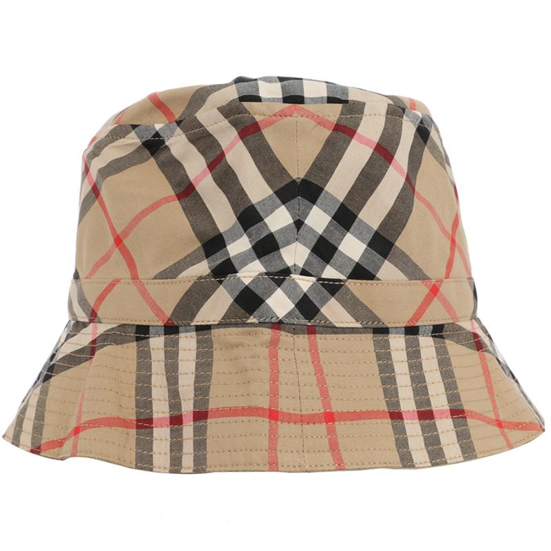 국내배송)버버리키즈 8025715 벙거지 모자