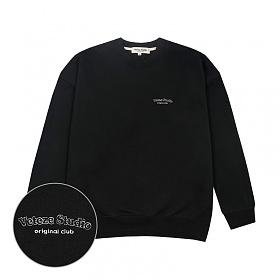 베테제 - Studio MTM (black) 스튜디오 맨투맨 (블랙)