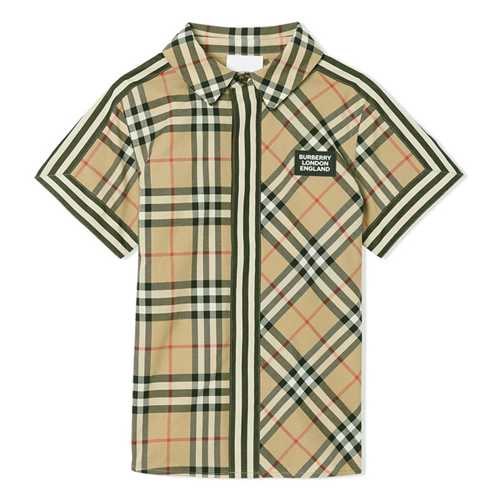 20FW 여성 바렛 BARRETT 빈티지 체크 셔츠 8030099