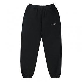 베테제 - Studio Sweat Pants (black) 스튜디오 스�� 팬츠 (블랙)