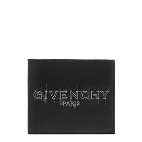 [지방시]20FW BK6005K10S 004 블랙 로고 프린트 반지갑