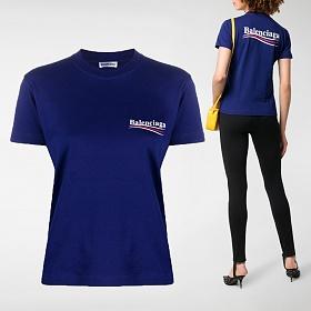 20FW 백로고 프린팅 티셔츠 612964 TIV52 1195