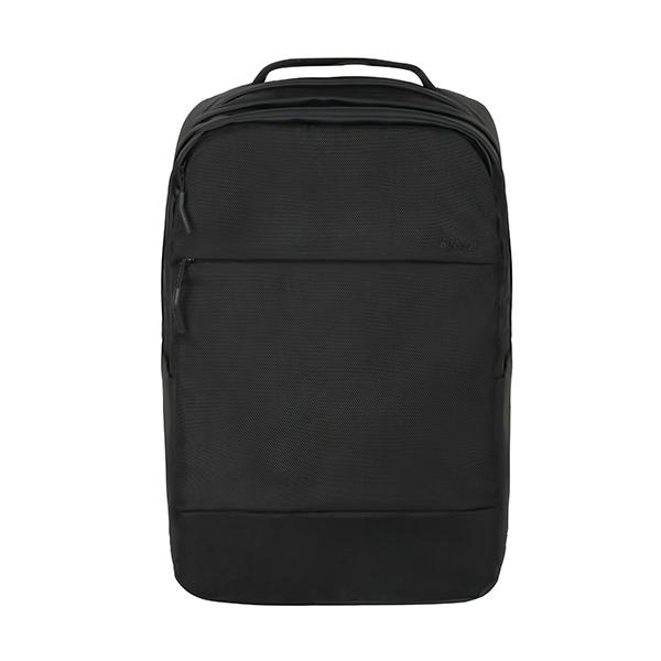 City Backpack w/1680D - Black INBP100624-BLK