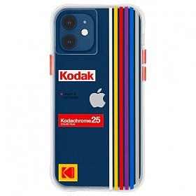 [케이스메이트]Case-Mate x KODAK - White Kodachrome Super 8 아이폰 12 미니